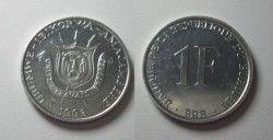 2899# BURUNDI 1 FR 1993 FC Ø19