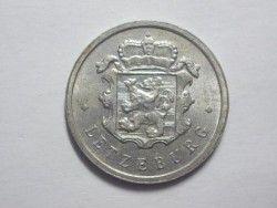 3102 # LUXEMBURGO 25 Centimes 1954 SOB/FC