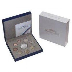 5483 # FRANÇA Set oficial completo Série Euros 2011 PROOF + 10 euros PRATA 2011 Cartier