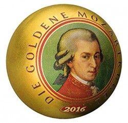 6407 Samoa 5$ 2016 prata proof Bolas de chocolate Mozart - apenas 999 exemplares no mundo!