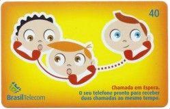 CT0015 Cartão Brasil Telecom - Chamada em Espera - 04/2004