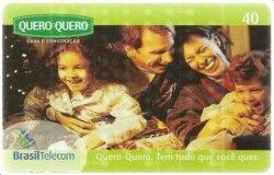 CT0024 Cartão Brasil Telecom - Lojas Quero-Quero - 09/2004