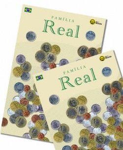 Álbum Família Real 2.0 - Coleção 1994 a 2013