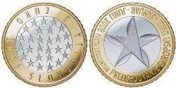 2402# 3 Euros ESLOVENIA 2008 Edição limitada e esgotada!!
