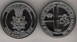 2483# Republica de Molosia 50 Valora 2006