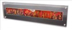 5675 # NIUE $9 2011 Prata Proof Vila dos Mistérios Com Estojo de Luxo