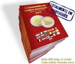 Catalogo de EUROS 2011 Leuchtturm (em PORTUGUÊS!)