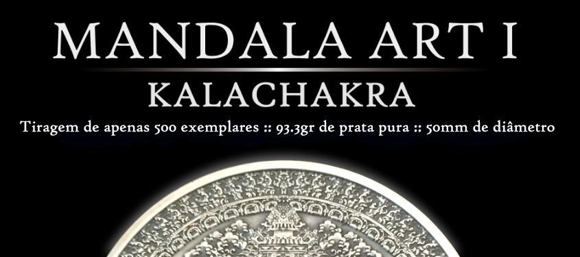 Mandala Art I Kalachakra
